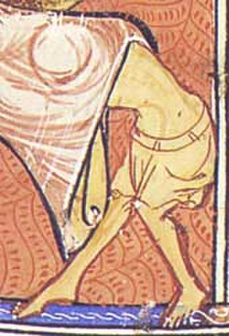 English medieval clothing - 14th Century Braies or underwear