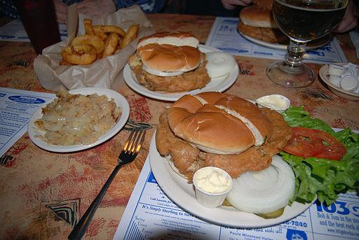 Brain sandwiches