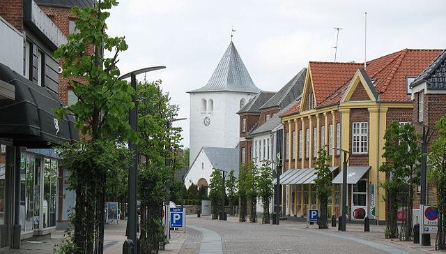 Модный гигант Bestseller построит в маленьком датском городке торговый центр высотой 200 метров