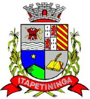 Itapetininga - Image: Brasão Itapetininga