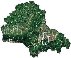 Location in Brașov County