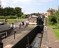 Bratch Bottom Lock, Staffs and Worcestershire Canal - geograph.org.uk - 360181.jpg