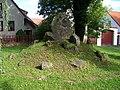 Bratronice (KL), pomník Mistru Janu Husovi.jpg