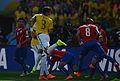 Brazil vs. Chile in Mineirão 03.jpg