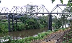 Bremer River (Queensland) - Image: Bremer R