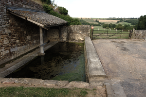 Barbery, Calvados - The Lavoir (Public laundry) at Mesnil-Touffray