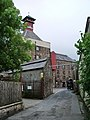 Brewery Lane, Cockermouth home of Jennings Brewery - geograph.org.uk - 556793.jpg