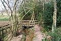 Bridge in Kemp's Wood (2) - geograph.org.uk - 1252031.jpg