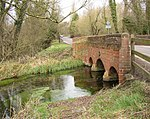 File:Bridge over the River Loddon, Old Basing - geograph.org.uk - 147394.jpg