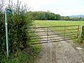 Bridleway to Raymeadow - geograph.org.uk - 1536291.jpg