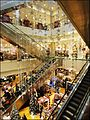 Bristol, John Lewis ... Christmas in October. - Flickr - BazzaDaRambler.jpg