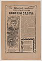 Broadsheet relating to the skillful bullfighter Rodolfo Gaona MET DP869130.jpg