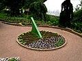 Brookside Botanical Gardens Sundial Carmichael.JPG