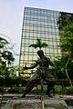 Bruce Lee Statue at Avenue of Stars, HongKong (Ank Kumar) 06.jpg