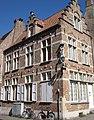 Brugge Hoek Kortewinkel en Vlamingstraat.JPG
