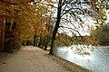 Brusel, Bois de la Cambre, jezero III.jpg