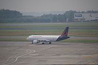OO-SNB - A320 - Brussels Airlines