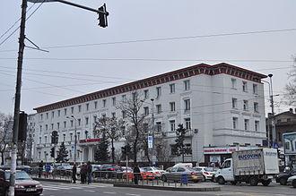 CS Dinamo București - CS Dinamo București headquarter