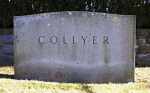 Bud Collyer - Bud Collyer's grave