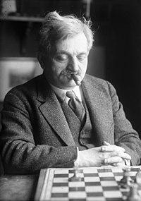 Emanuel Lasker en 1933