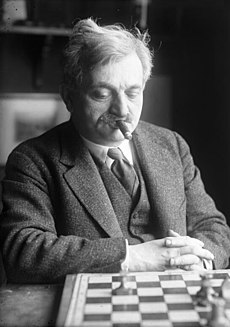 Image illustrative de l'article Emanuel Lasker