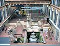 Bundesarchiv Bild 183-1990-0427-406, Kernkraftwerk Rheinsberg, Modell der Reaktoranlage.jpg