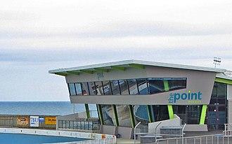 West Park Oval - Image: Burnie tasmania 01