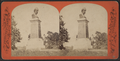 Bust of John Howard Payne, from Robert N. Dennis collection of stereoscopic views.png