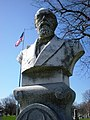 Bust of Oliver P Morton (1925) - panoramio - WSaves PublicArt (1).jpg