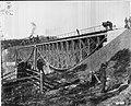 Byggnation av äldsta tallbergsbron över Öre älv.jpg