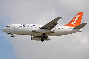 Air North - Air North Boeing 737-200C