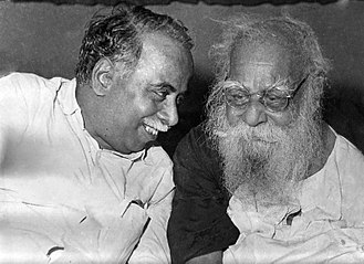 C. N. Annadurai - C. N. Annadurai and E. V. Ramasami (Periyaar)