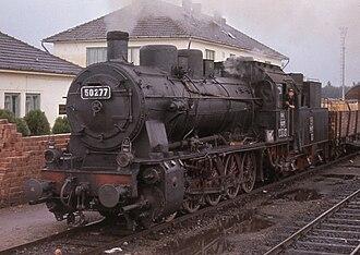 Căile Ferate Române - 050 (Prussian G10) class, Romania's standard heavy shunter after World War II