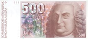 CHF500 6 front horizontal