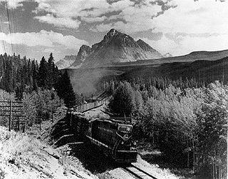 Yellowhead Pass mountain pass