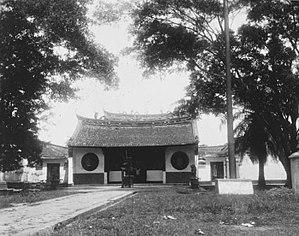 Kim Tek Ie Temple - Vihara Dharma Bhakti in 1932.