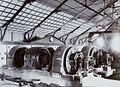 COLLECTIE TROPENMUSEUM Motorgeneratoren voor de boogzenders van Radiostation Malabar TMnr 60019339.jpg