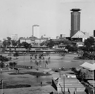 Nairobi - Nairobi in 1973