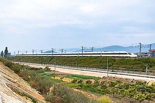 Fuzhou–Xiamen railway railway line