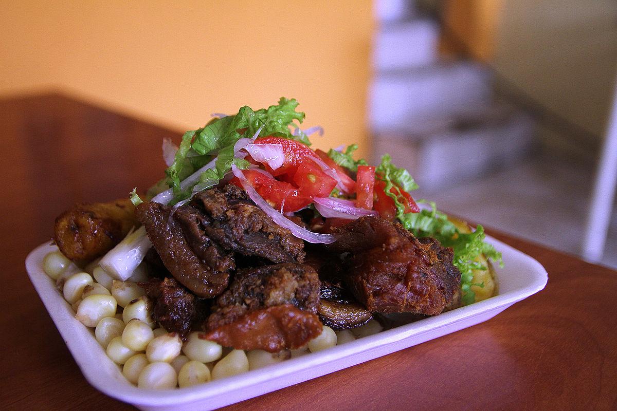 Fritada (Ecuador) - Wikipedia, la enciclopedia libre