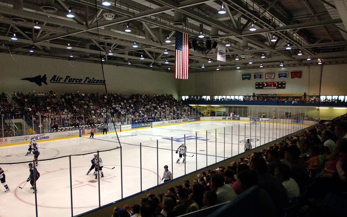 Cadet Ice Arena Wikipedia