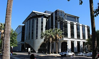 California Department of Health Care Services - A building occupied by the California Department of Health Care Services.