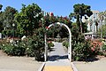 California State Capitol Park World Peace Rose Garden 1.jpg