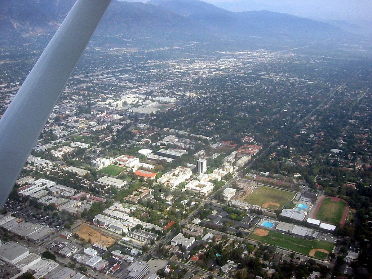 Campus of the California Institute of Technology