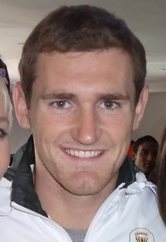 Swimming at the 2012 Summer Olympics - Image: Cameron van der Burgh