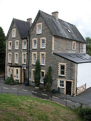 Cammarch Hotel, Llangammarch Wells