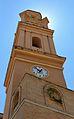 Campanar de l'església de sant Josep, Gandia.JPG