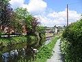 Canal footbridge. - geograph.org.uk - 808736.jpg