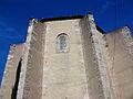Capçalera de l'església de santa Caterina de Siena, actualment sota l'advocació de Nostra senyora del Sagrat Cor.JPG