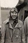 Capt Darby Kennedy, Weston Aerodrome 1956.jpg